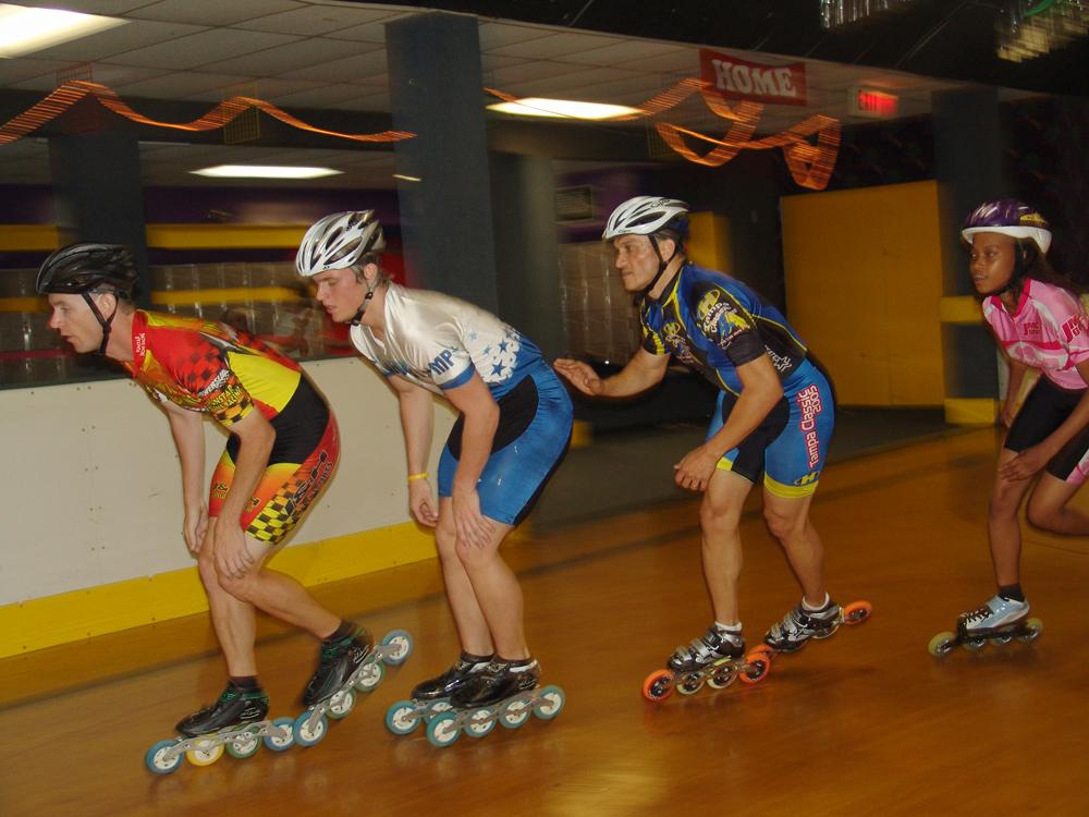 Roller Bowling Center