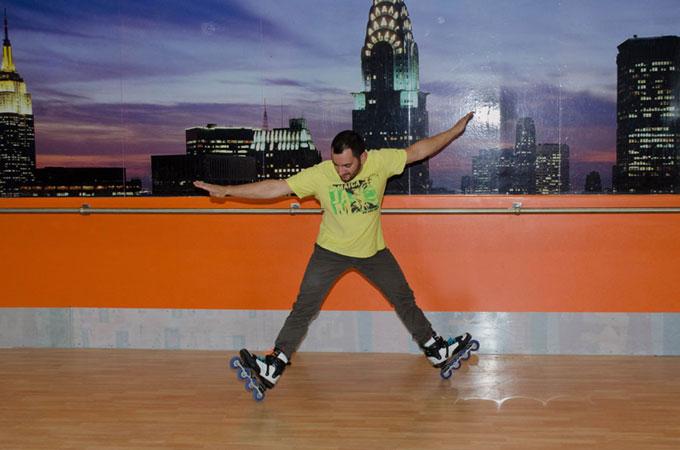 Kifissia roller skate